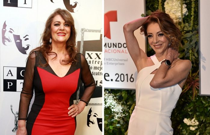 Se arrepiente Rosa Gloria Chagoyán por demandar a Edith González