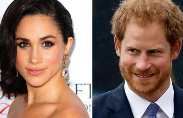 Príncipe Harry regala baratija a su novia