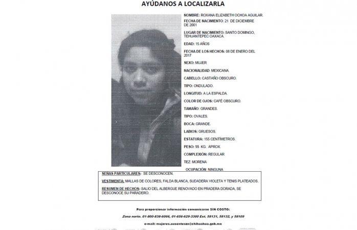 Desaparecen dos jóvenes en Ciudad Juárez