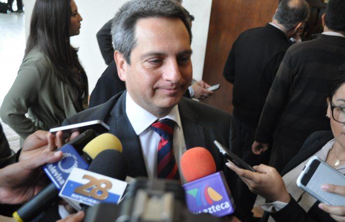 Retiramos 250 escoltas a ex funcionarios: Fiscal