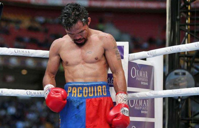 Entrenador de Pacquiao dice que recomendará al filipino colgar los guantes — Boxeo