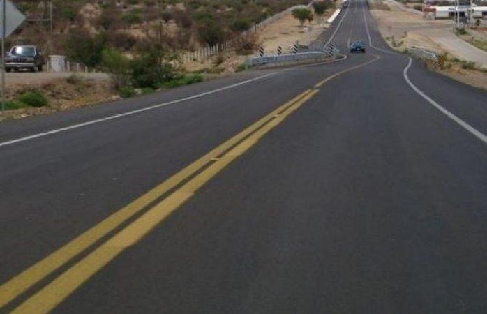Hallaron una de las camionetas robadas en la vía corta a Parral