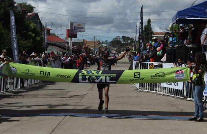 Realizan el XXI Ultra Maratón de los cañones