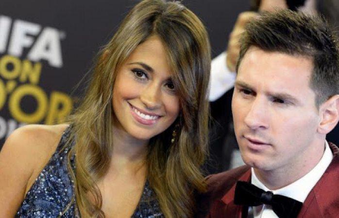 Checa lo que hicieron Messi y Antonella con la comida sobrante de su boda