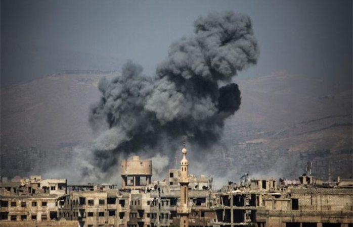 Guerra de Siria ha dejado 330 mil muertos
