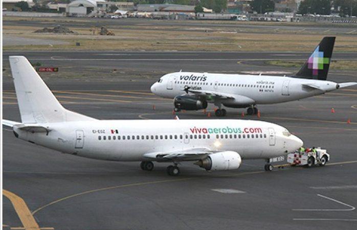 Vivaaerobus y Volaris renuevan su flota