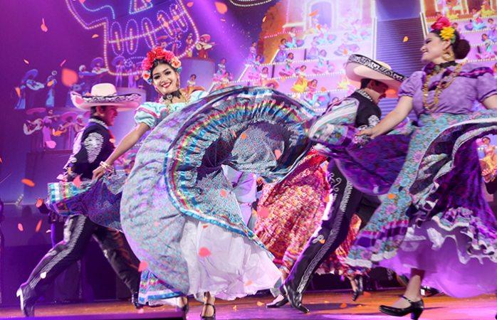 Disney presume a México con su nueva película Coco