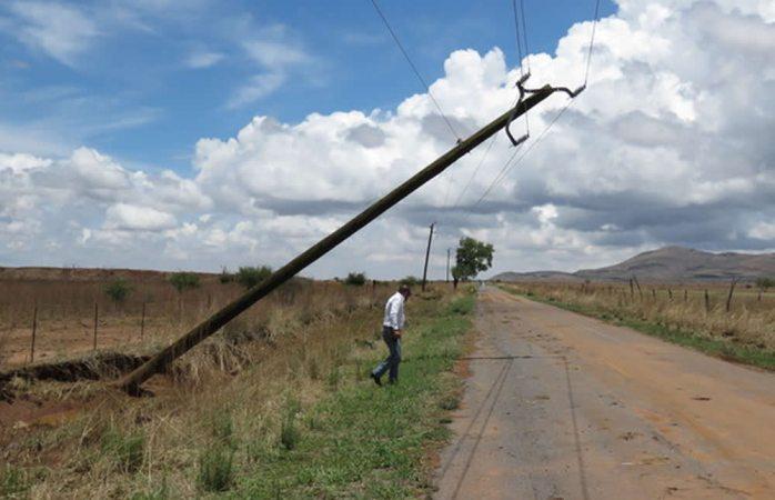 Atiende Municipio reportes por lluvias en la zona rural