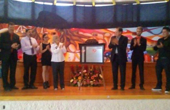 Ceremonia de fin de cursos en el Cecati 137