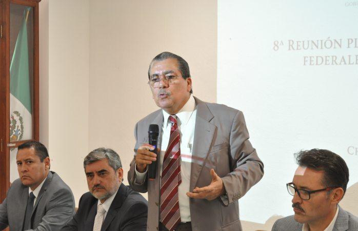 Invita Oceguera a congreso a evitar diferencias en pro del progreso