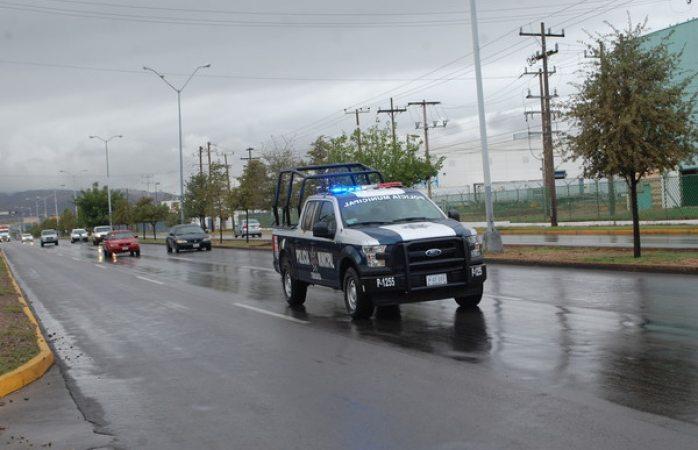 Atiende municipal más de 13 incidentes por lluvias