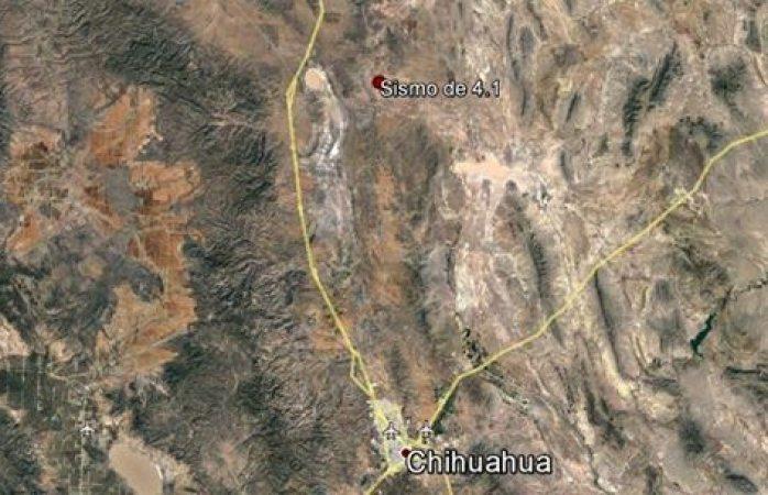 Fuerte sismo sacudió este martes la Región de Antofagasta