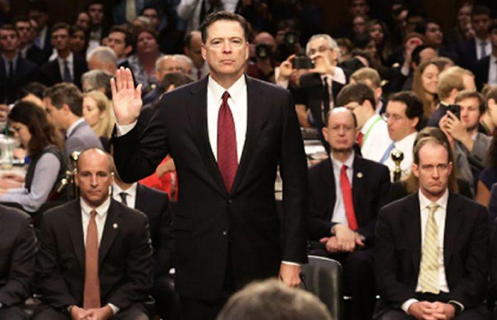 Trump acusa de 'soplón' a ex director del FBI