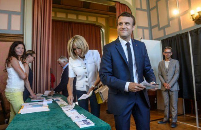 Arrasa partido de Macron en segunda vuelta