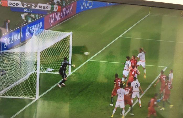 México merecía más que el empate ante Portugal: Osorio