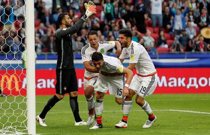 Portugal va por boleto a