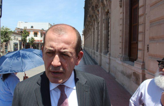 No soy uno de los testigos protegidos: Salcido Romero