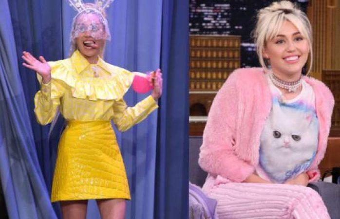 Miley Cyrus suspende consumo de marihuana para promocionar su nuevo disco