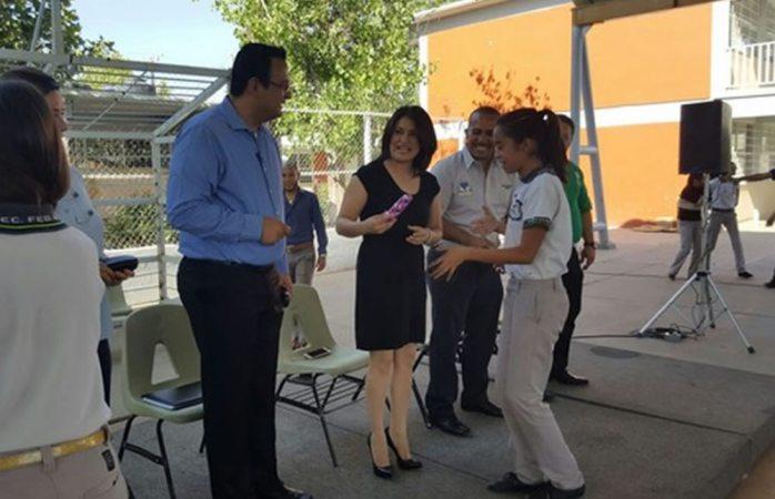 Arranca Municipio donación de lentes a estudiantes