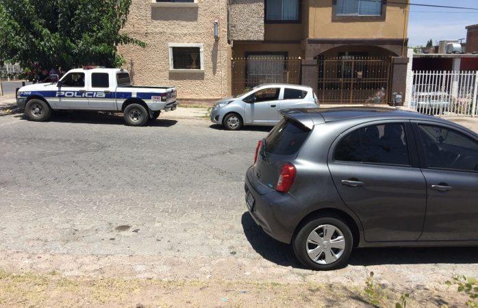 Armados asaltan a chofer de uber en la Rosario