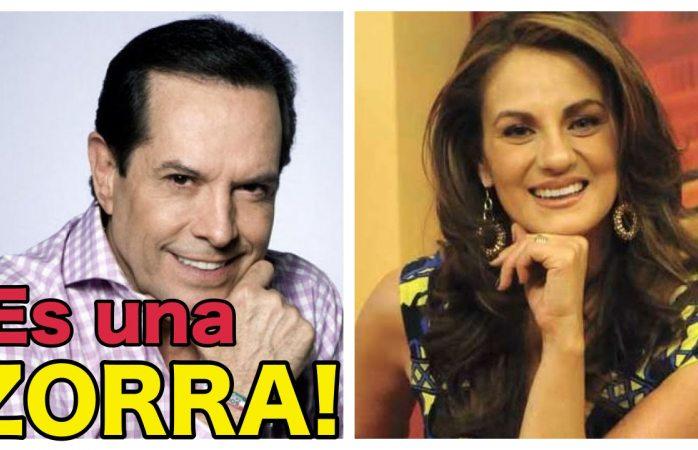 Pepillo Origel y Flor Rubio se enfrentan en los juzgados