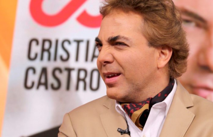Cristian Castro confirma que sí se separó en su honeymoon
