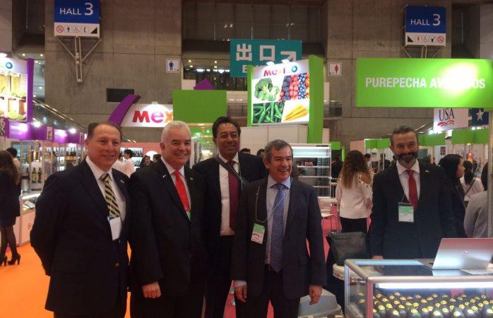 Exitosa visita de la delegación mexicana a Japón: AMSDA