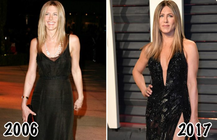 Jennifer Aniston se casa con la juventud y paga millonada para conseguirlo