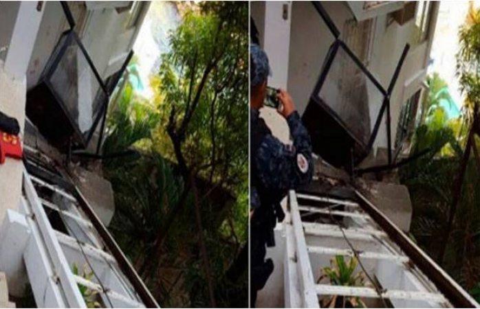 Cae funicular en Acapulco, muere un turista y hay cinco heridos