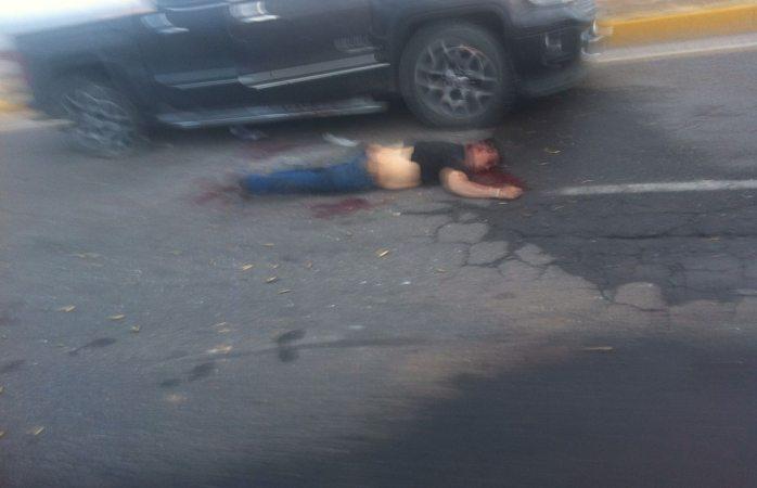 Video: terrible balacera y enfrentamiento en Rubio deja muertos y heridos
