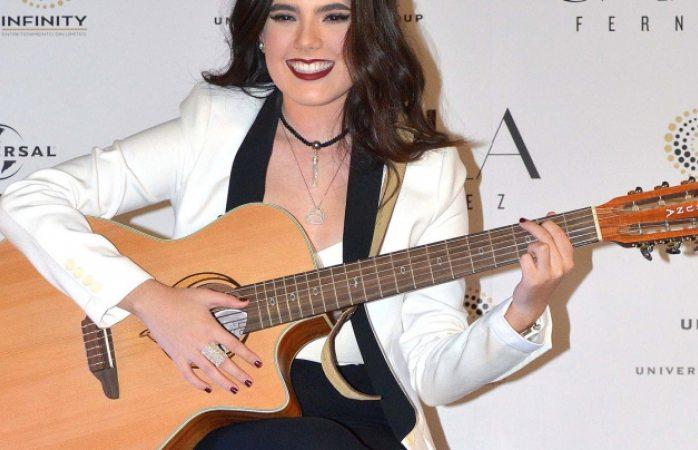 El Potrillo se oponía que su hija fuera cantante