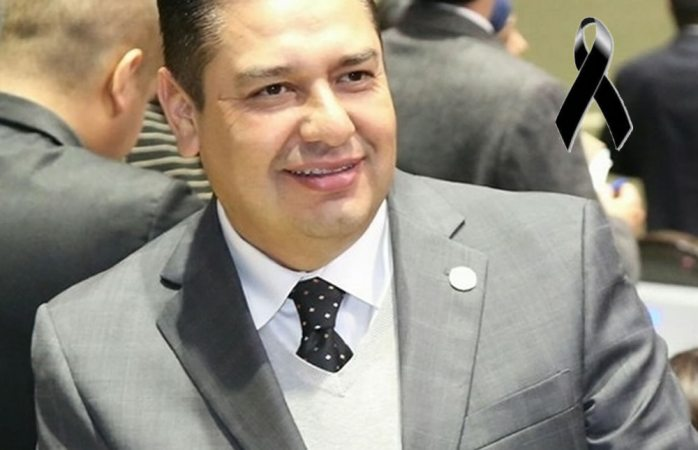 Muere el diputado federal Carlos Hermosillo tras accidente