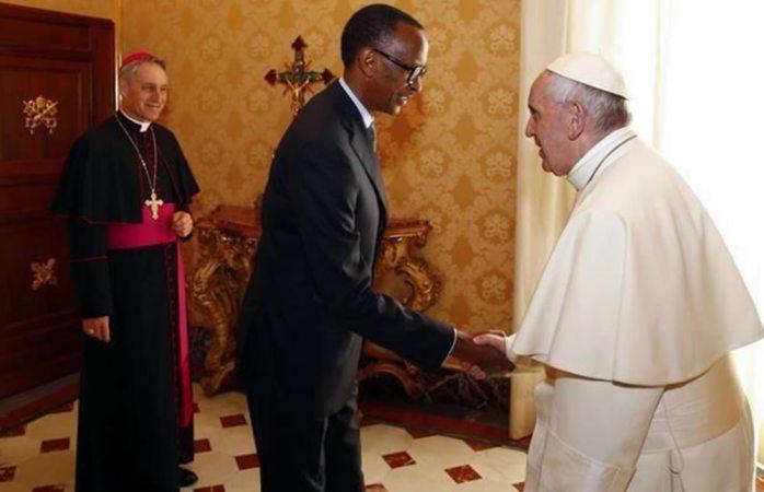 Pide el papa Francisco perdón por genocidio de Ruanda