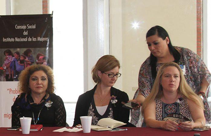 Analiza Inmujeres situación de mujeres migrantes y repatriadas en Juárez