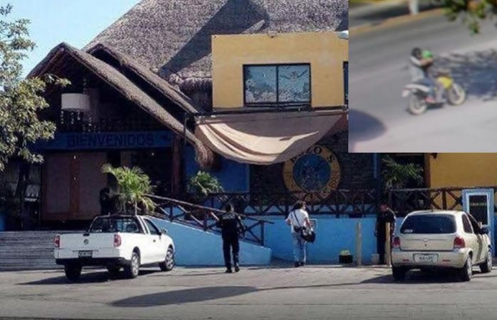 Disparan contra restaurante en Cancún