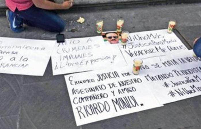 Pide Sociedad Interamericana de Prensa esclarecer asesinato de periodista