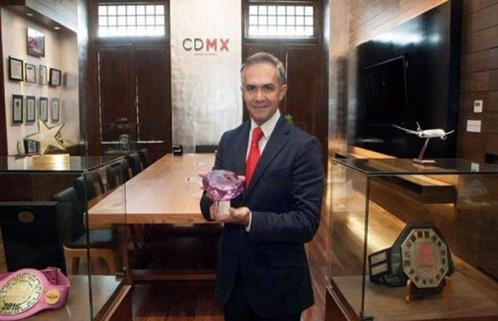 Premian a Ciudad de México como mejor marca con premio de excelencia turística
