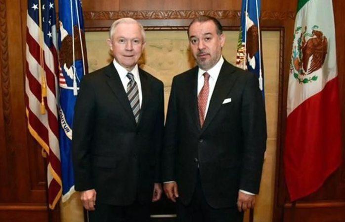 Agradece Procurador de Justicia de EU a la PGR por extradiciones