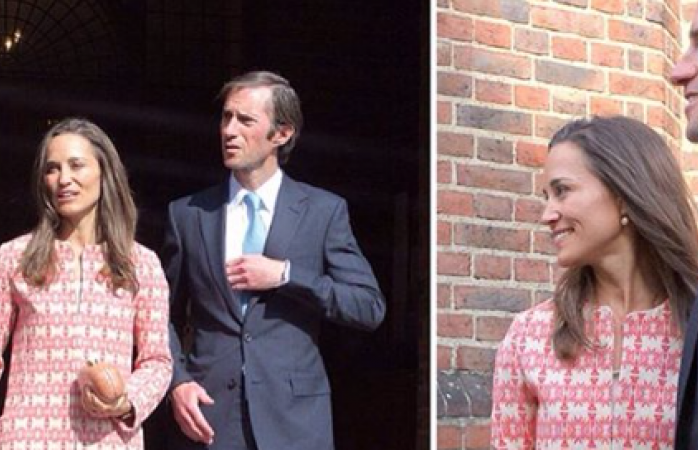 Pippa Middleton se casa con inversionista Matthews