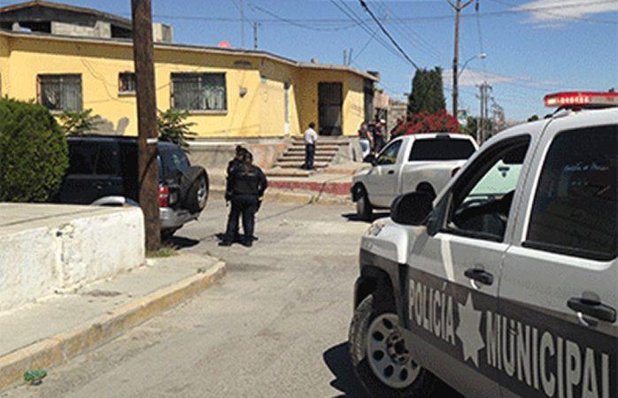 Ejecutan a pareja de adultos mayores en Juárez