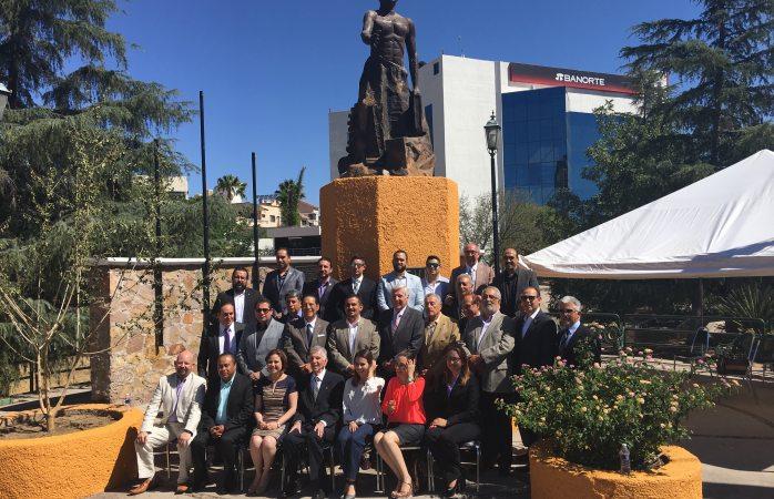 Conmemoran 57 aniversario de Ejecutivos de venta y mercadotecnia