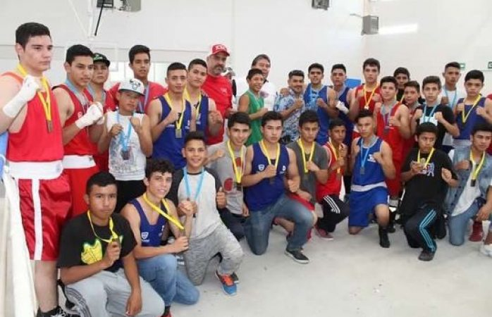Se queda Chihuahua con 18 medallas en Festival Olímpico de Boxeo