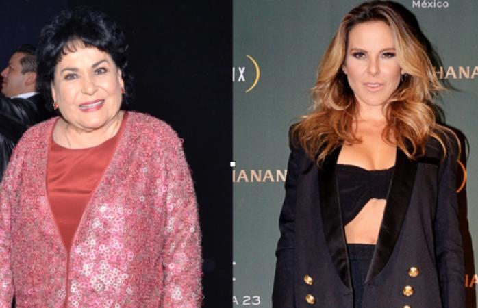 Salinas estalla contra Kate por hablar mal de Televisa