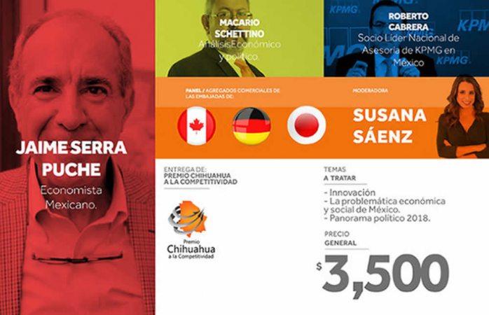 Invitan al cuarto Congreso Internacional de Empresarios