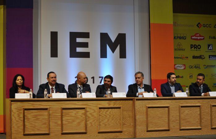 Inauguran congreso internacional de empresarios