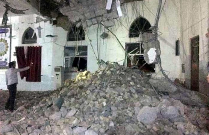 Deja al menos siete muertos sismo en Irak e Irán