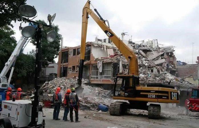 Da Fundación Rockefeller 750 mil dólares a Cdmx por sismo