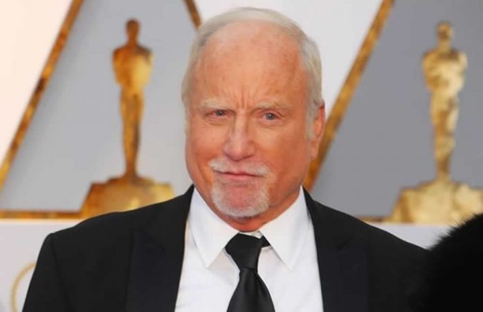 Admite Richard Dreyfuss acoso