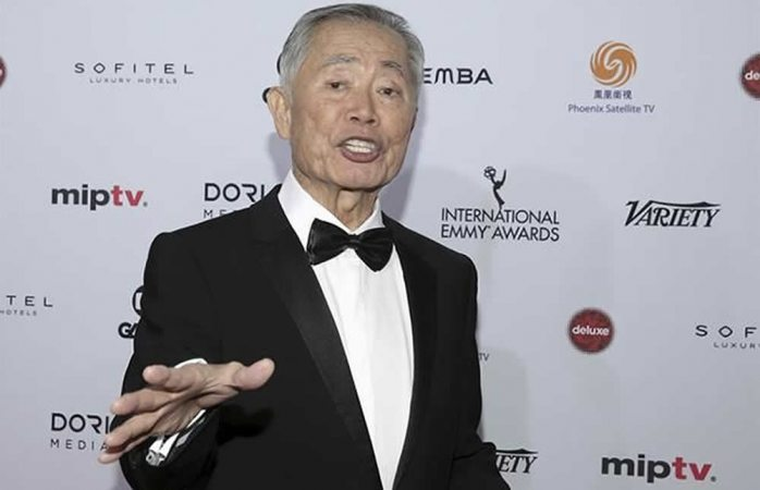 Niega George Takei haber cometido acoso sexual