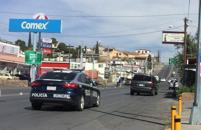 Detienen a los asaltantes de Doña Gelos